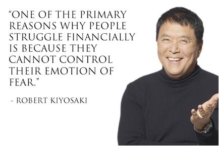 Change Your Financial Future With Robert Kiyosaki In Sandton